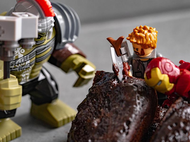 Gilet mignon bacon shankle, burgdoggen
