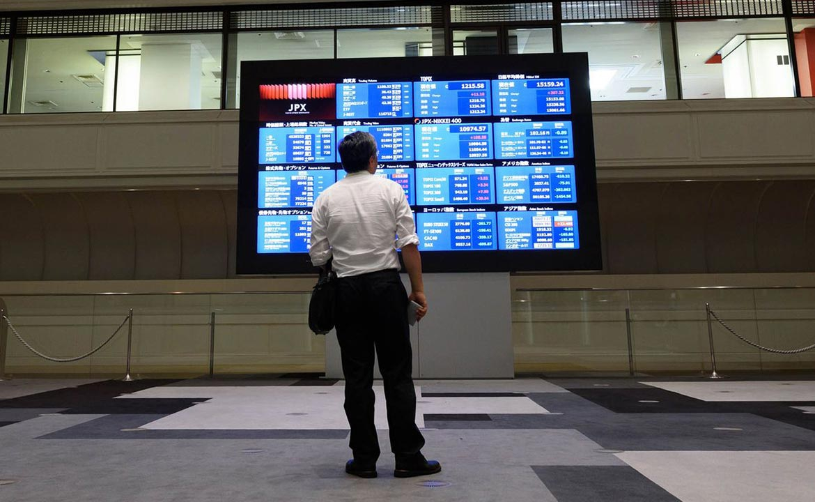Market Turmoil Fears Likely To  Force Mark
