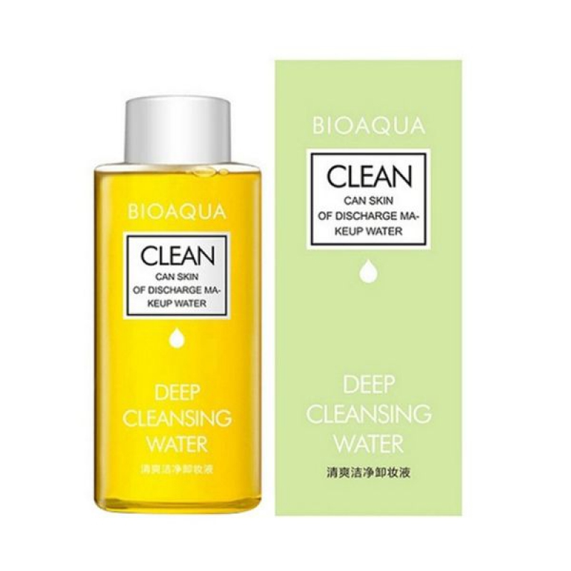 Skin Care Deep Cleansing Water