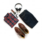 Mens Clothing Office Set