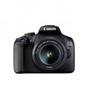 Canon EOS 1500D 24.1 Digital-SLR Camera Black