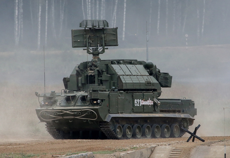 Russia's air defense system Tor-E2 can be interfaced with NATO air defense standards