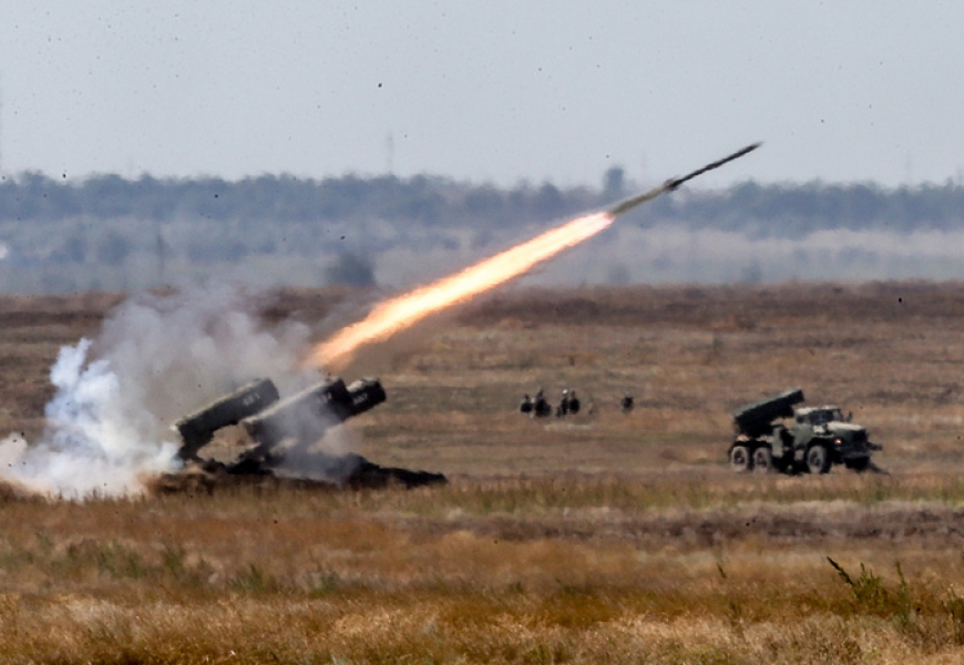 Troops in Russia's Central Military District receive new weapon systems
